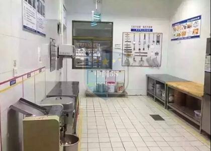 某餐饮公司5S案例-精益智造改善中心