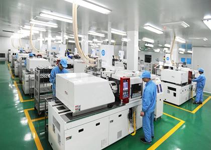 某塑料制品工厂精益生产案例-精益智造改善中心