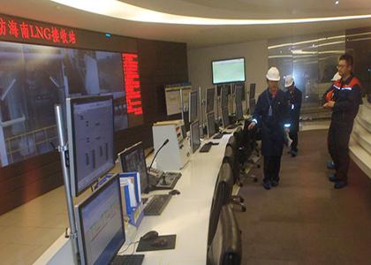 海南(LNG)液化天然气7S精益管理项目正式启动
