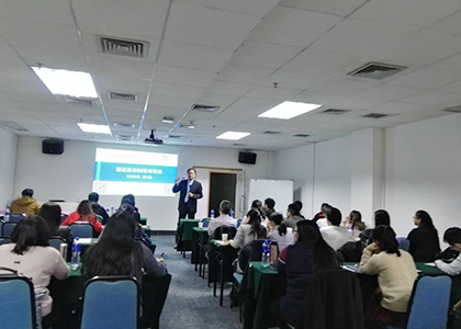 深圳市龙岗区街道政务精益6S管理培训圆满开班啦