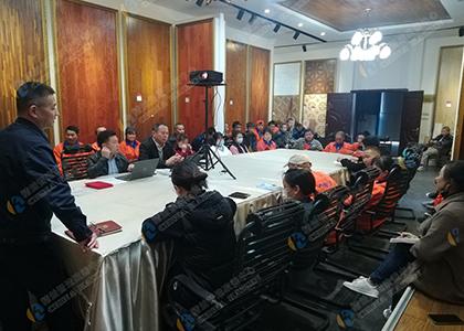 客户动态:浙江丽水庄信木业精益项目6S管理启动