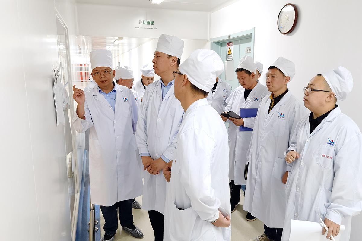 【精益生产专栏】精益管理现场诊断指引哈药生物前行的方向